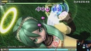ARCADE CONTROLLER Hatsune Miku - White Dove Project DIVA Future Tone DX HARD PERFECT