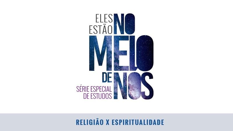 NoMeioDeNós 007 Religião x Espiritualidade Juliano Pozati
