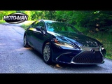 2019 Lexus ES 300h FIRST DRIVE REVIEW The better Lexus ES  with a catch! (3 of 3)