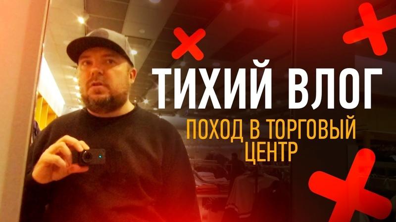 ТИХИЙ ВЛОГ / про Давидыча аэрохоккей макдоналдс легогород М-видео спортмастер HM