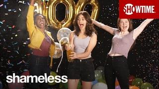 Celebrating 100 Episodes w/ Emmy Rossum, William H. Macey & Cast!   Shameless