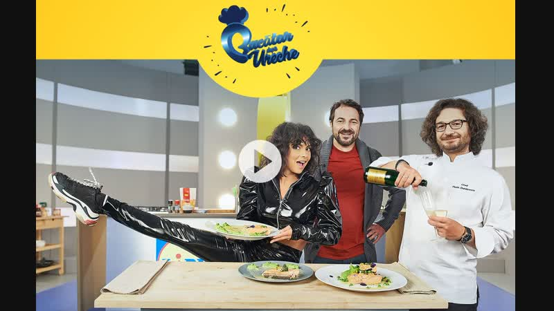 Трейлер кулинарного шоу Bucatar dupa ureche