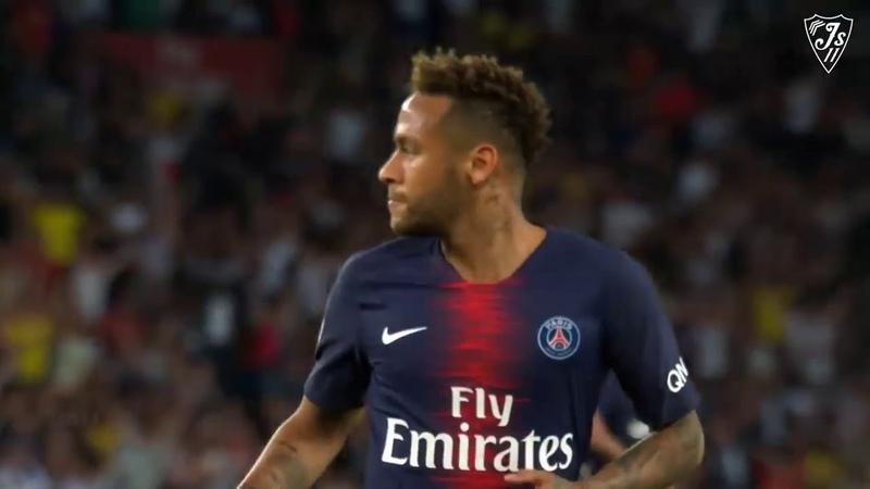 Neymar Jr ●Taki Taki Goals 2018 HD