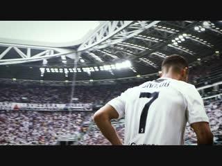 Cristiano Ronaldo wins the Juventus September MVP award with EA Sports!