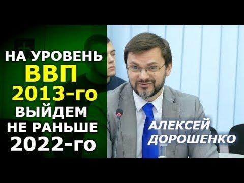 Насколько обеднели украинцы за 2018 год? Или стали богаче? Считаем покуп. способность. Дорошенко