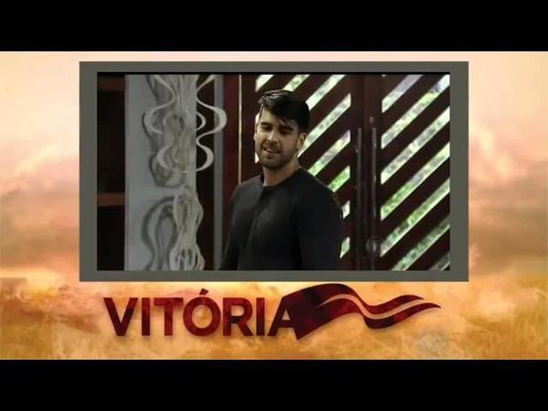 Vitória 29/08/2014 - cap 65 - Parte 01