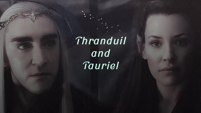 Thranduil tauriel; mirkwood au
