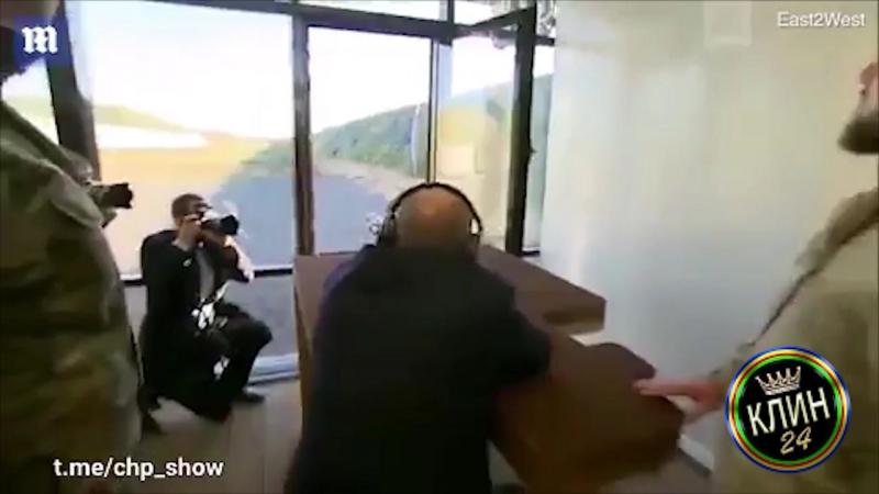ПУТИН проверил в действии новую снайперскую винтовку