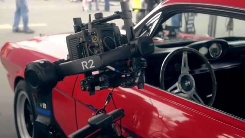 Here is a sick Ronin x Alexa mini setup for getting those smooth driving shots. Its really surprising how much of a production q