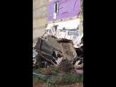 Под Тамбовом одновременно рухнули пять балконов жилого дома