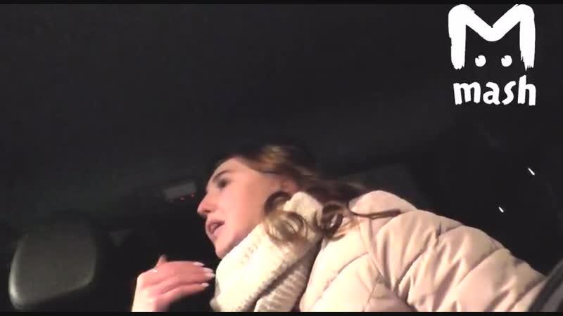 Пьяненькая работница суда Ксения из Кирова только присела за руль, а тут раз — и ДПС.