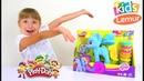 Плей До МЛП Стильный салон Рейнбоу Дэш - Play-Doh My Little Pony Rainbow Dash Style Salon Playset
