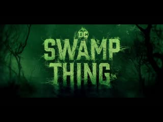 DC UNIVERSE _ THE ULTIMATE MEMBERSHIP _ Swamp Thing Reveal