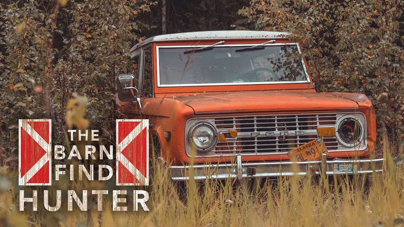 A band of Broncos hidden in the Alaskan bush   Barn Find Hunter - Ep. 47