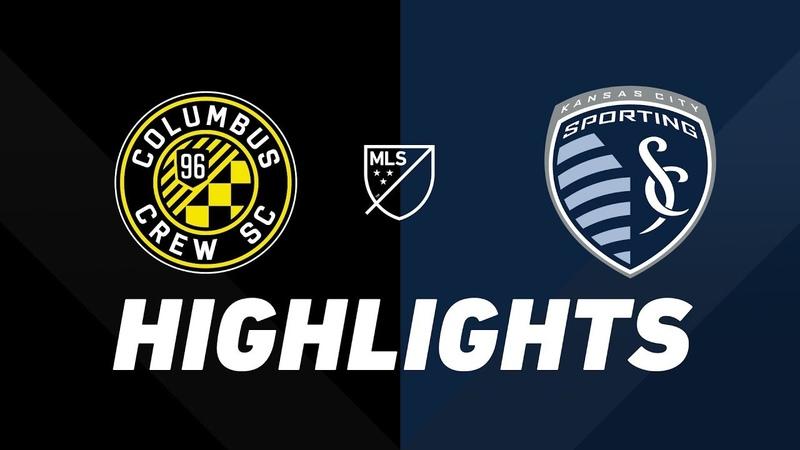 Columbus Crew vs. Sporting Kansas City | HIGHLIGHTS - June 23, 2019
