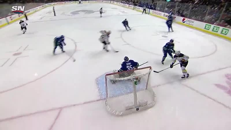 Buffalo Sabres vs Vancouver Canucks Jan 18 2019 Game Highlights NHL 2018 19 Обзор матча