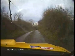 WRC Fan Requests Guy Wilks Ireland 2007 SS19 Onboard- Requested by WRCMechanic