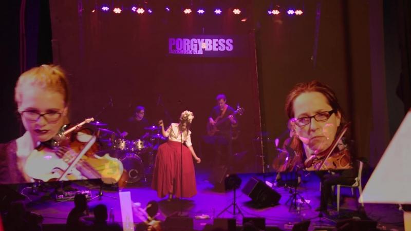 Princesse Angine - Этна/ Etna live at Porgy Bess, 2018