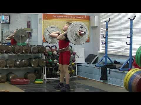 Бармин Иван, 10 лет, вк 38 Толчок 31 кг Есть личный рекорд!