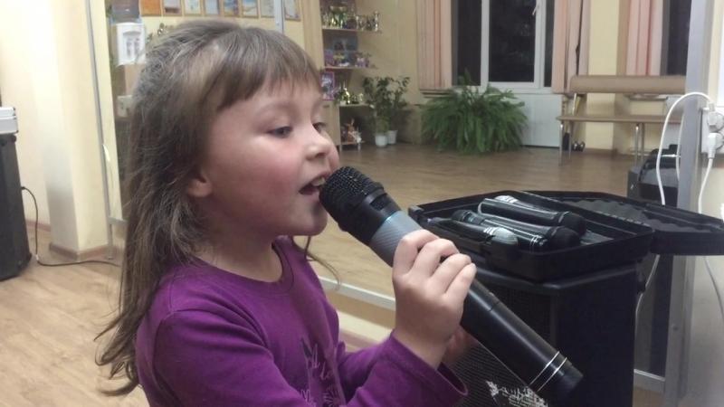 Детская вокальная студия ЗВУКОГРАД Козлова Валерия