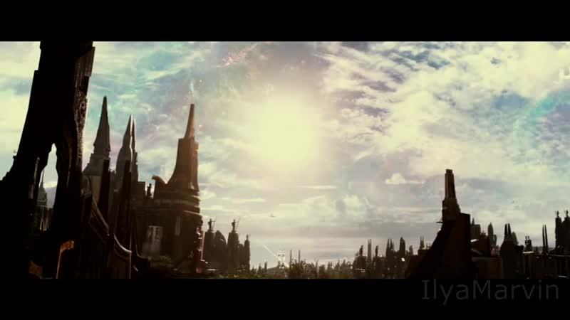 Локи занял трон Одина_Момент из фильма тор 2_Царство тьмы.mp4