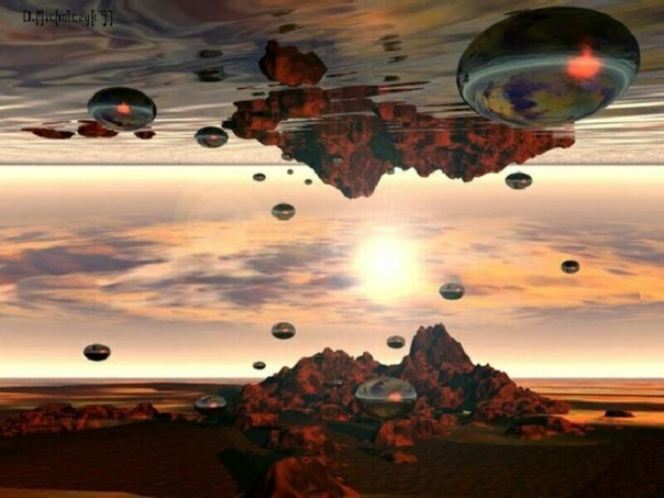 Параллельные миры реальны и материальны Параллельные и альтернативные миры, иные измерения - в последнее время эти понятия со страниц научно-фантастических произведений перешли в повседневную