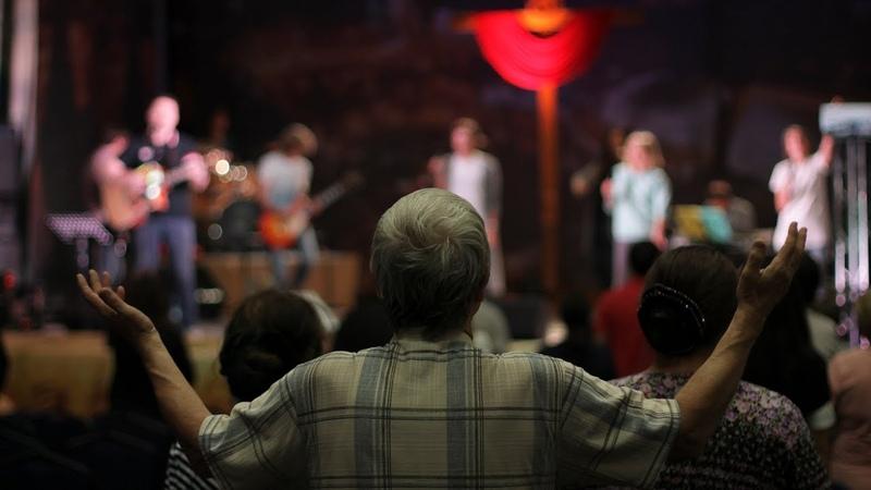 2 часа глубокого поклонения Богу   Spontaneous worship   Церковь Завета