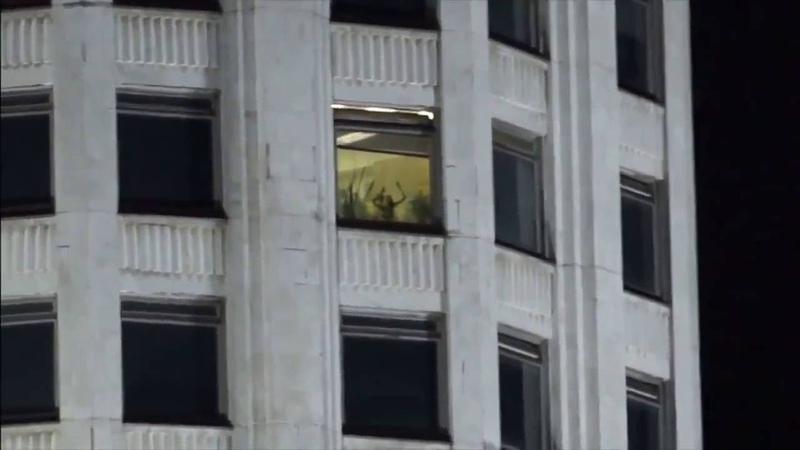 ШОК Секс в Москве ,в Белом доме