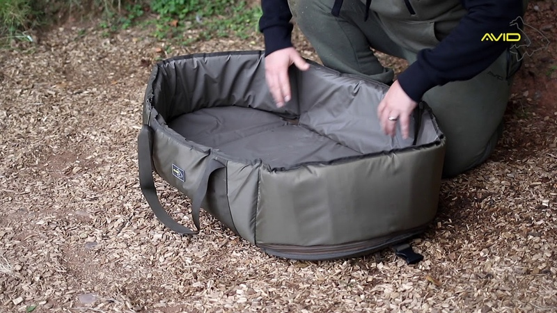 AVID CARP- Compact Carp Cradle