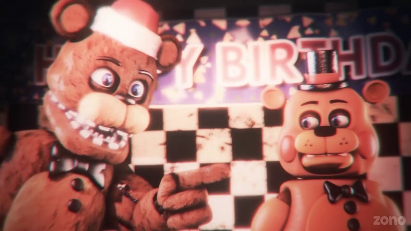 [FNAFSFM] Get In The Bag | A Christmas Short