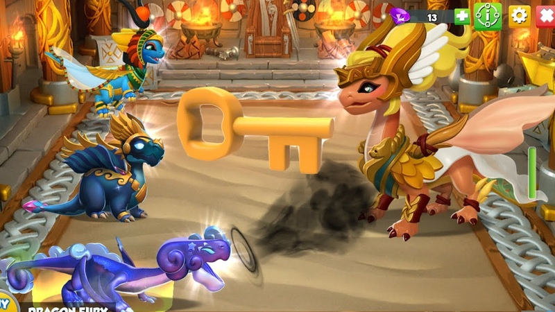 * New Events *Chapter 1 of the Trials of Odin starts today! - Dragon Mania Legends | Part 1269 HD