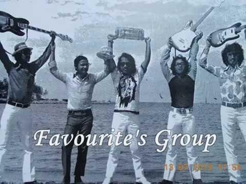 Tetes Hujan Di Bulan April (Lirik); Favourites Group