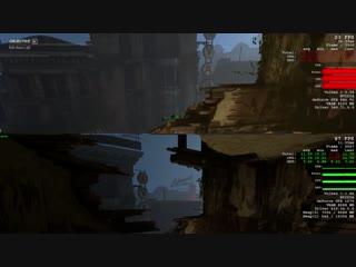 Wolfenstein 2 The New Colossus VRAM test Uber Image