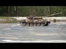 Танковый форсаж и новые автомобильные развязки могут появиться в Югре