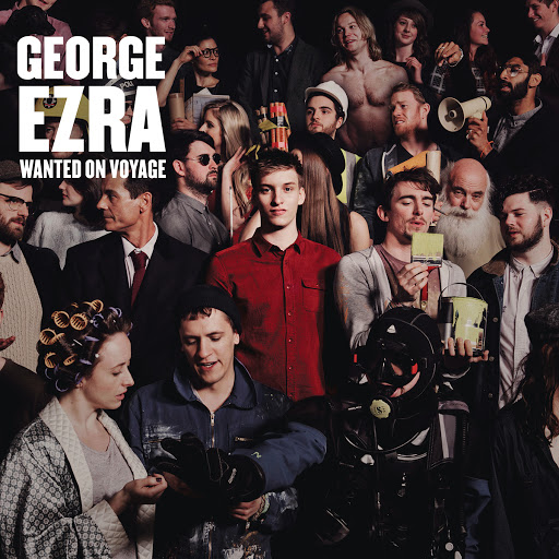 George Ezra альбом Wanted on Voyage (Deluxe) (US Deluxe)