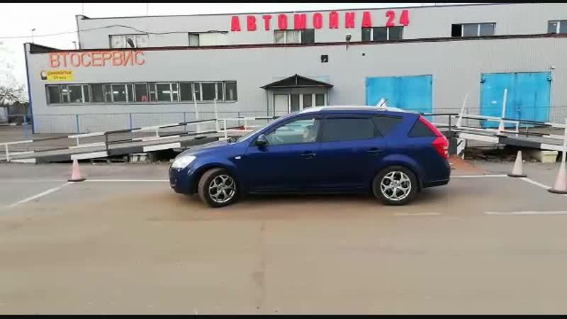 Практика (вождение) Автошкола Легион