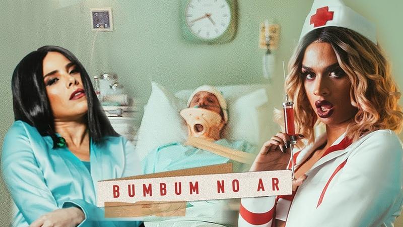 Lia Clark - Bumbum No Ar
