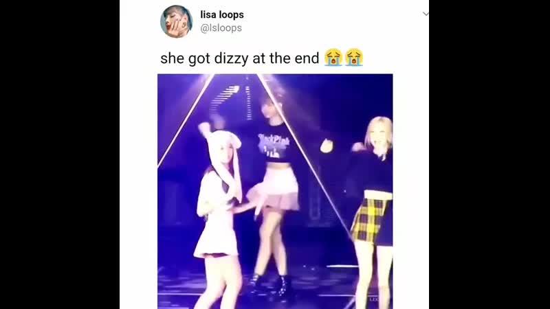 Dizzy lisa