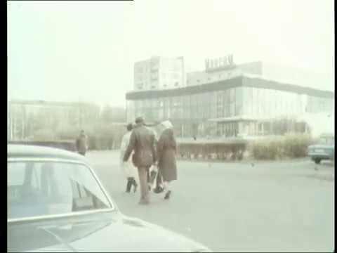 Ждановский район (Приморский район) в 80е Ленинградское телевидение