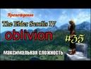 TES 4 Oblivion 35 Камень святой Алессии