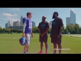Cooper Manning goes undercover with Mario Addison, James Bradberry _ MANNING HOUR _ FOX NFL