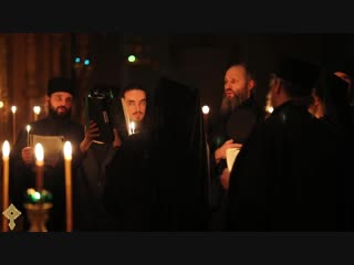 Хор братии Валаамского монастыря - Введение | Стихиры на стиховне (2018)