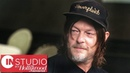 Norman Reedus Talks BFF Andrew Lincoln Leaving 'The Walking Dead' In Studio with THR