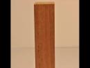 Интересное деревянное соединение svoimi rukami gif