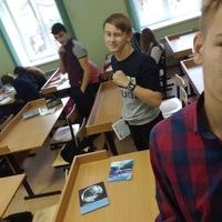 Анкета Макс Князев
