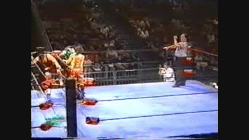 Renamed_Super Dragon Juventud Guerrera vs. Los Maximos - Wa