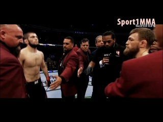 Conor McGregor vs Khabib Nurmagomedov fight highlights