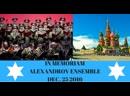 R. I .P ALEXANDROV ENSEMBLE IN MEMORIAM DECEMBER 25 2016