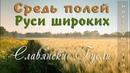 Средь полей Руси широких 432 Гц Славянские гусли Кирилл Богомилов Славянская музыка