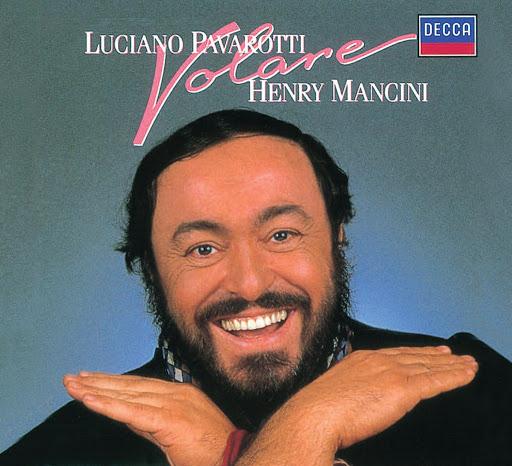 Luciano Pavarotti альбом Volare